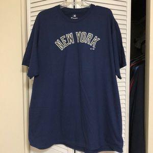 NY Yankees t-shirt, NWT